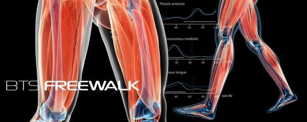 Wireless Sensors Analyze Walking Gait