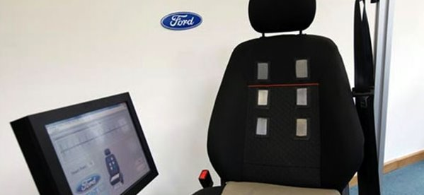 Ford Drops Heart Attack Seat Plans