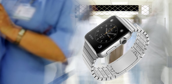 Hospitals Already Using Apple Watch