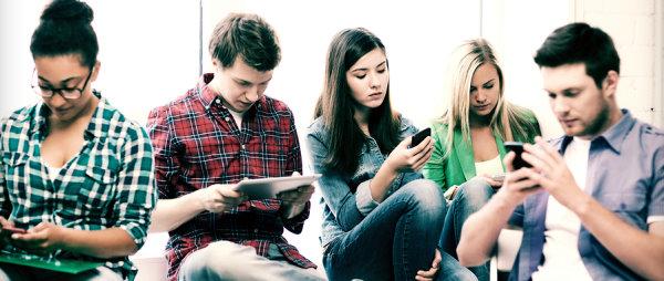 Teens Don't Use Social Media for Health Info