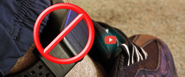 Smartphone Alternative to Wearable Trackers [video]