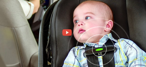 Car Seat Senses Baby [video]