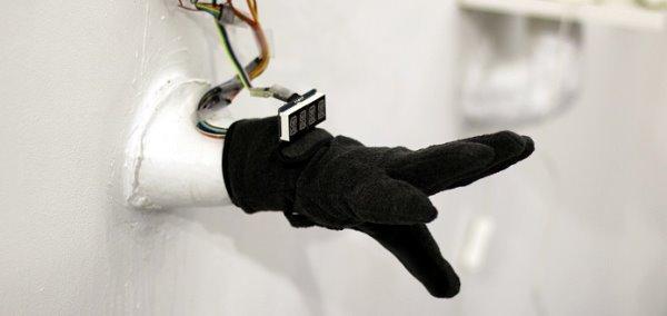 Smart Glove Bridges Worlds