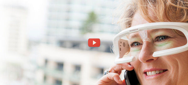 Get Better Sleep with Lighted Glasses [video]