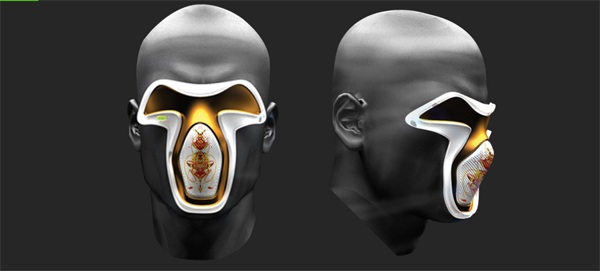 Big Data Meets Personal Protection with Virtual Reality Mask