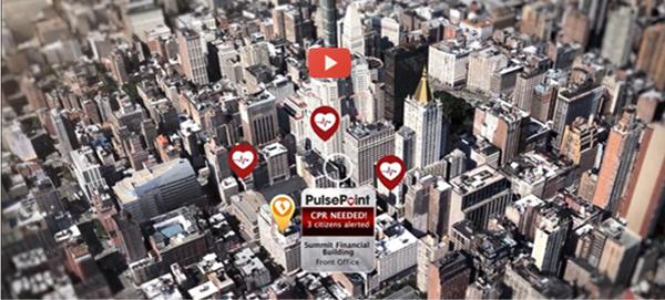 Citizen Response to Cardiac Events [video]