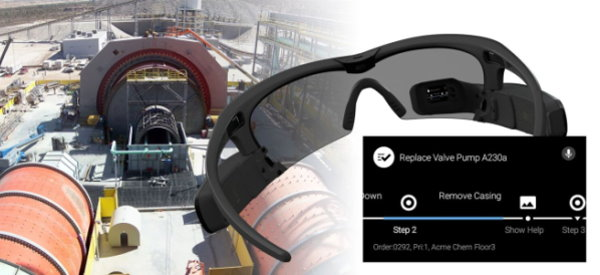 Smart Eyewear Finds Home in Enterprise