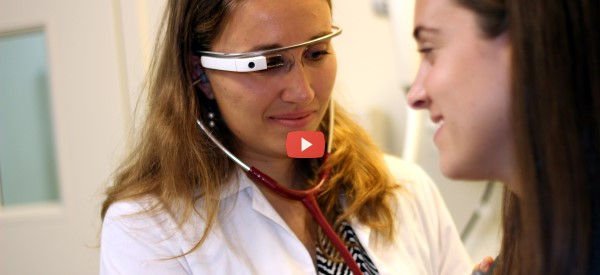 Google Glass Offers Solution to EHR Problems [video]