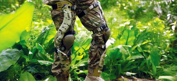 Exoskeleton Harvests Energy While Walking