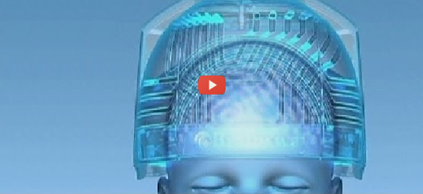 Helmet Uses Magnetism to Treat Depression [video]