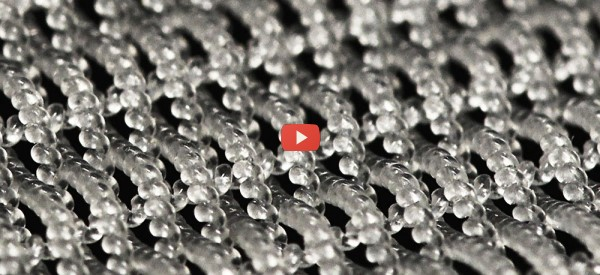 Coiled Nylon Creates Artificial Muscle Threads [video]