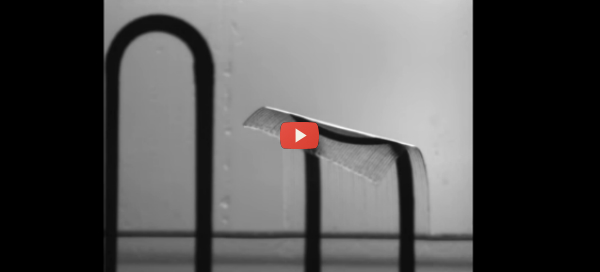 3D Printed Heart-on-a-Chip Has Integrated Sensors [video]