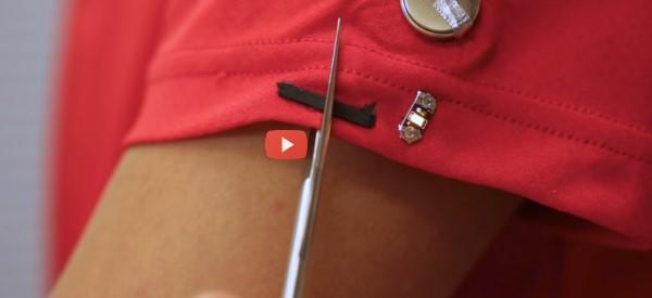 Magnetic Ink Heals Itself When Broken [video]