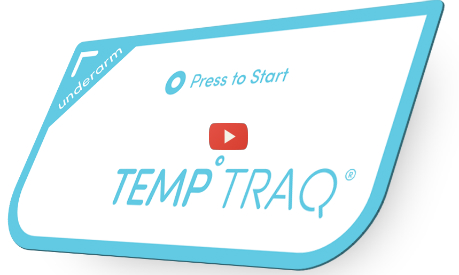 TempTraq Continuous Temp Monitor Improved [video]