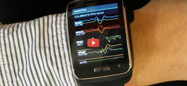 Mood Prediction Wearable Employs Samsung Simband[video]