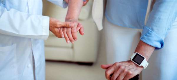 Wearable and Analytics Partner to Improve Senior Care