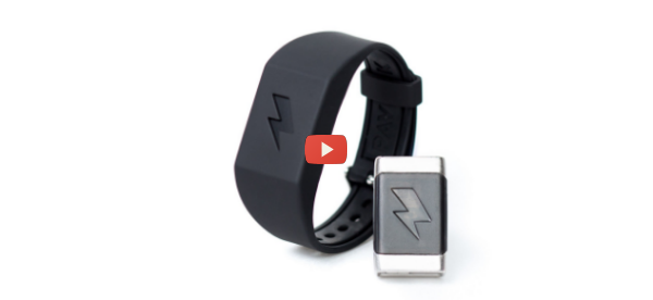 Break Bad Habits with Shocking Wearable [video]