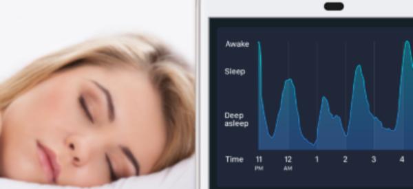 App Tracks Sleep States for Restful Awakening