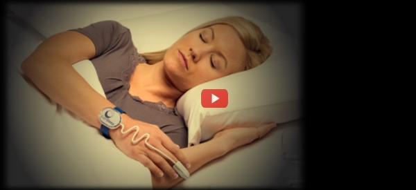 Sleep Sensor Includes Blood Oxygen [video]