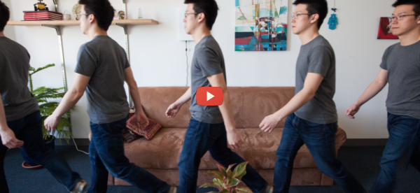 Wall-hanging Wi-Fi Device Measures Gait [video]