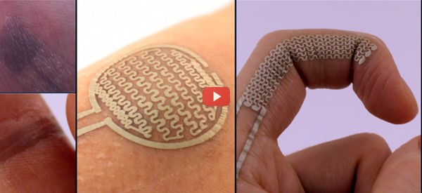 Temporary Tattoos Control Electronics [video]