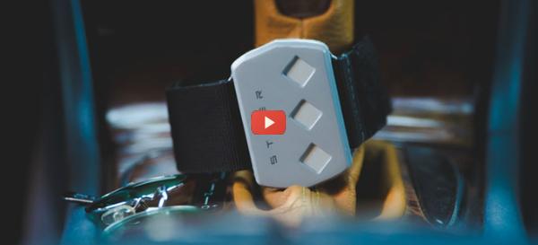 Wearable Helps Drivers Stay Awake [video]