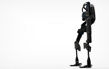 Alexa-Enabled Exoskeleton Conquers Mobility Challenges