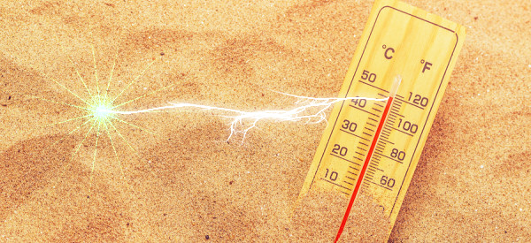 New Way to Harvest Heat Energy