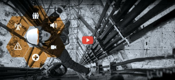 Smart Hard Hat Improves Industrial Safety [video]