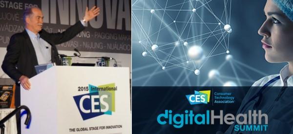 Digital Health Summit at CES 2018