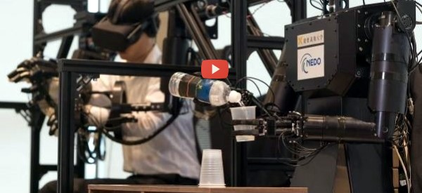 Robotic Arm Innovates Touch Tech [video]