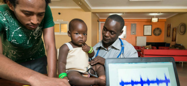 Pneumonia Diagnostic Jacket Saves Ugandan Lives